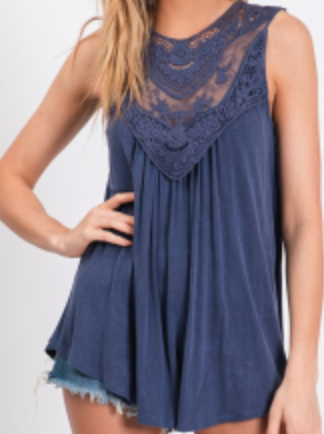Lace Day Top