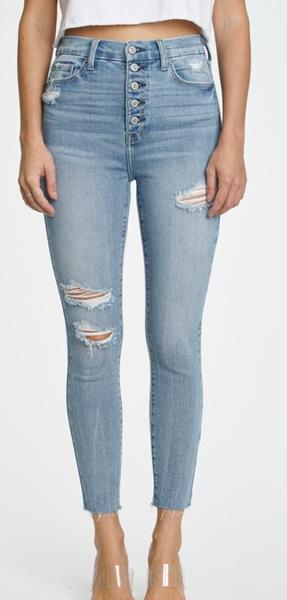 Eunina Better Believe It Denim Jeans