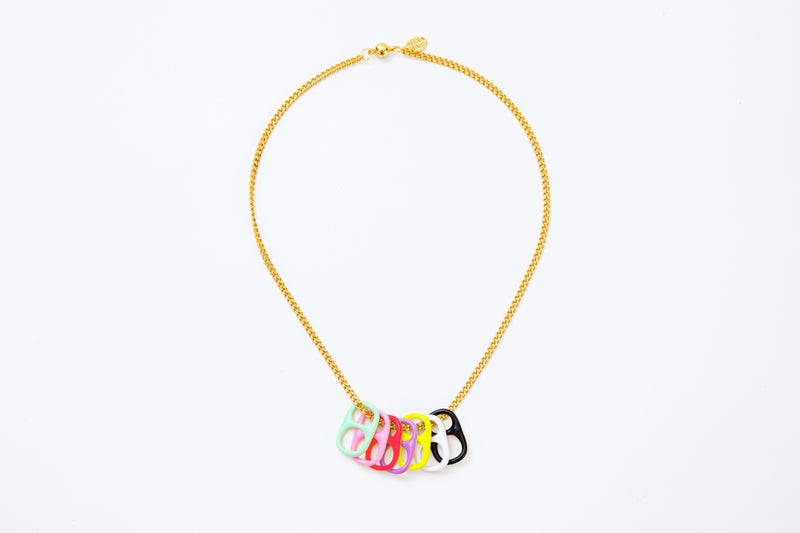 By Alexa Rae Soda Moda Necklace - 2 Colors!