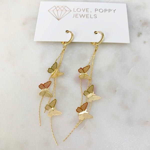 Love Poppy Blair Earrings