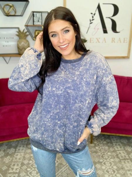 Baby I Love The Way Sweatshirt