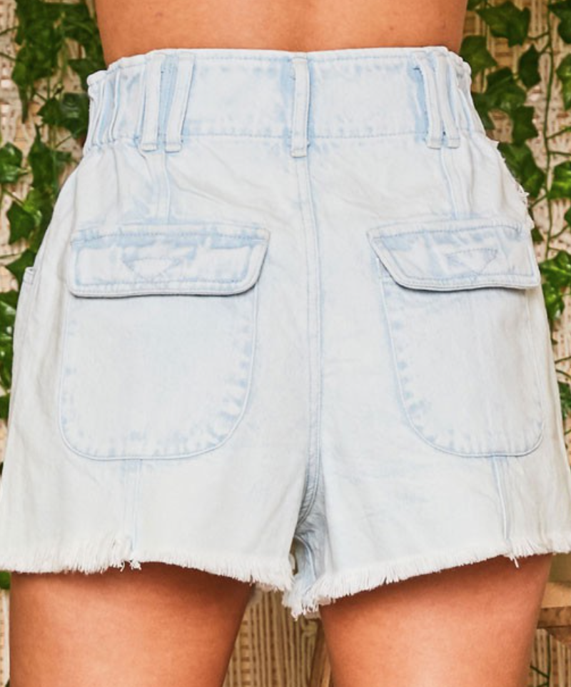 Play Date Denim Shorts