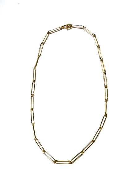 Hila George Necklace - Gold