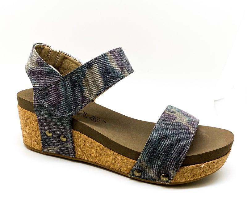 3 Colors! Corky's Slidell Shoe