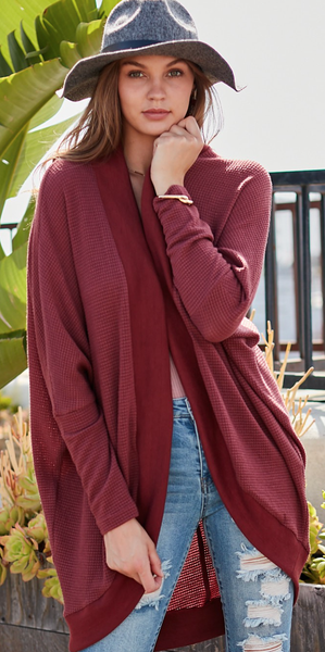 Rose Ceremony Cardigan - 2 Colors!