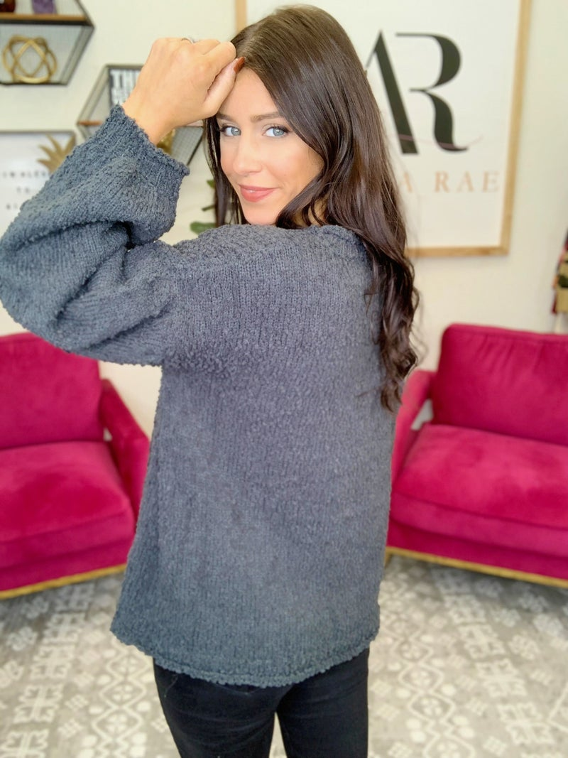 Love Learn Live Well Sweater - 2 Colors!