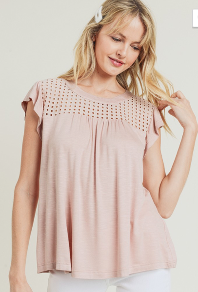 Sing To Me Top - 2 Colors