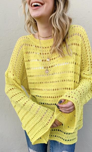 Spring Break Sweater