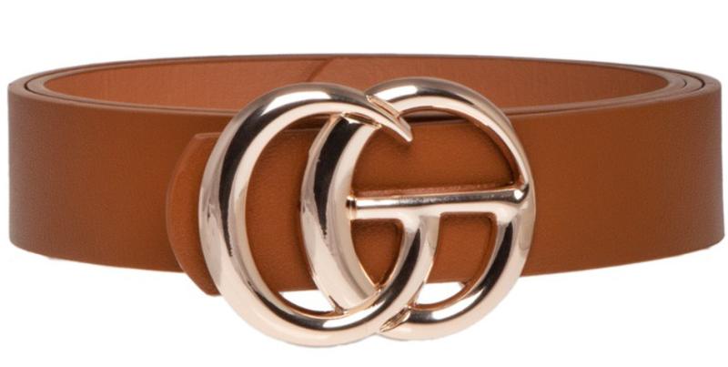 Classic Faux Leather Belt - 3 Colors!