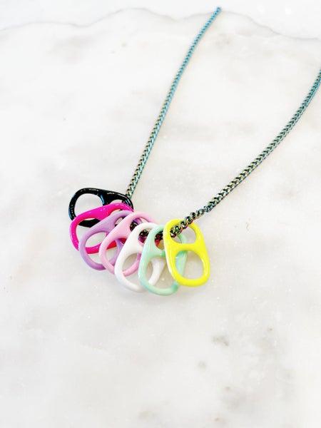 By Alexa Rae Soda Moda Necklace  - Mystic