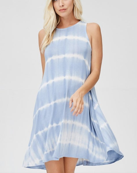 Ride The Waves Swing Dress