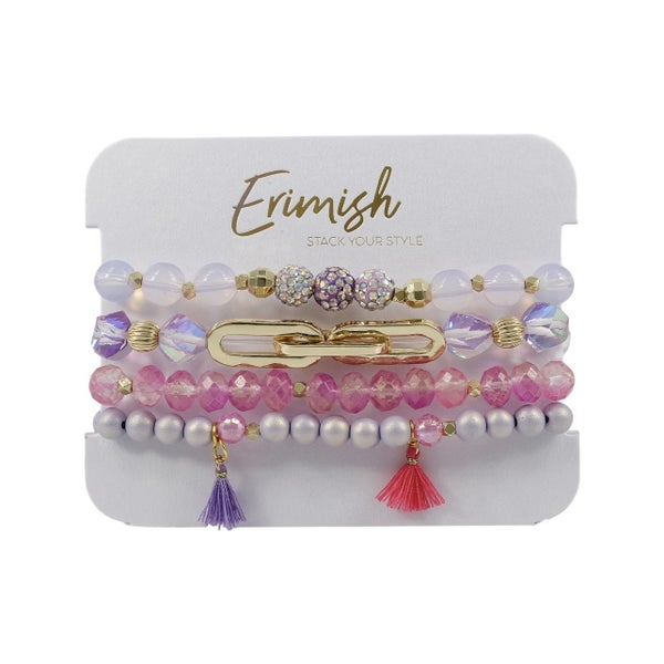 Erimish Fruit Loop Carded Sets - 5 Colors!