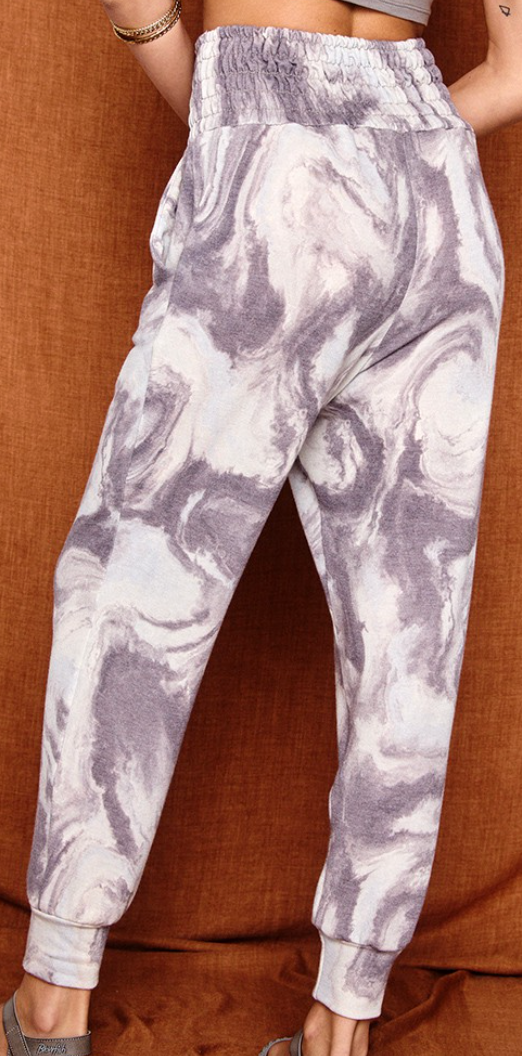 Intuitive Tie Dye Joggers