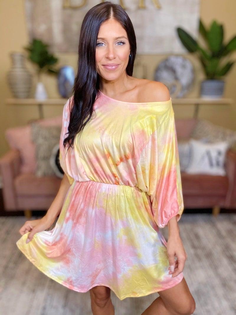 Sweet Caroline Dress - 2 Colors!