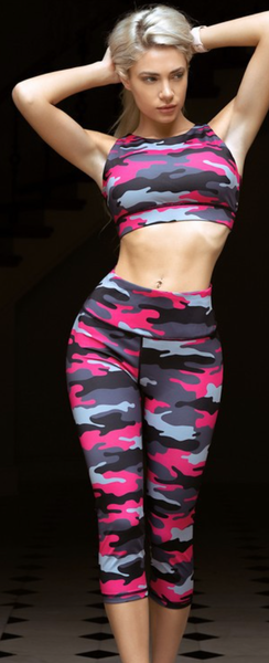 Level Up The Game Sports Bra