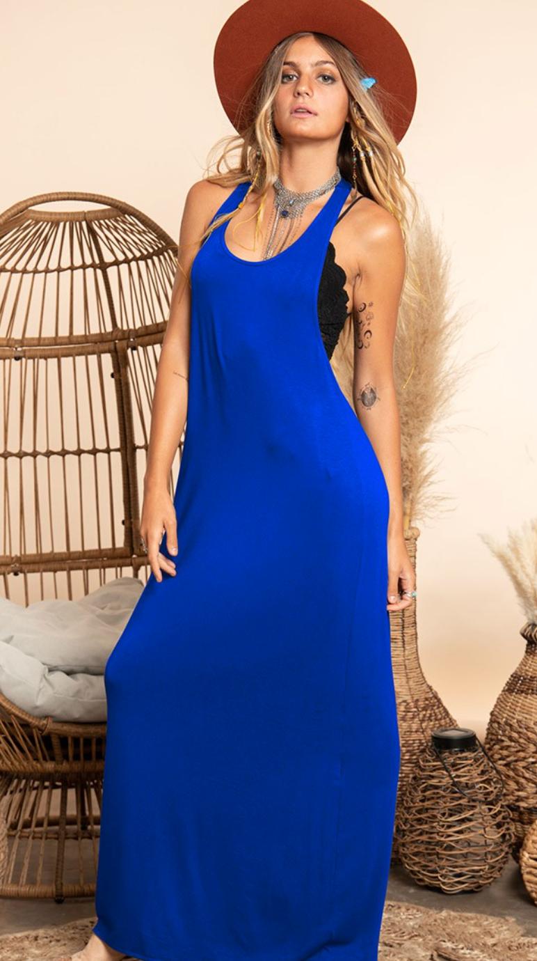 Everyday Beauty Dress - 4 Colors!