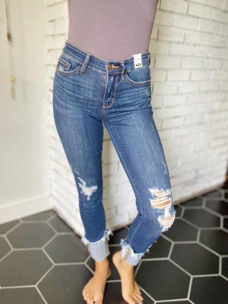 Judy Blue Coming Through Jeans
