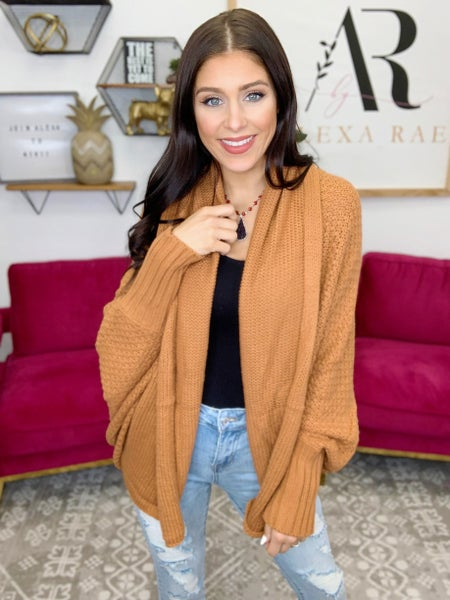 Art In The Cart Cardigan - 3 Colors!