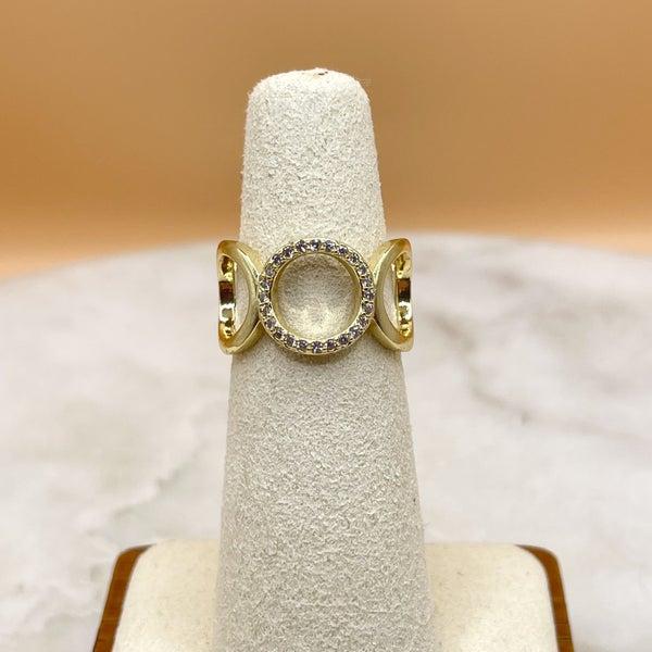 By Alexa Rae Circles Ring