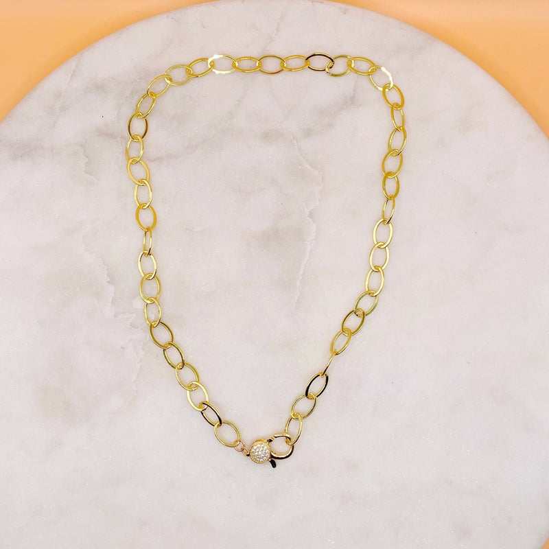 BB Lila I'll Take Both Necklace