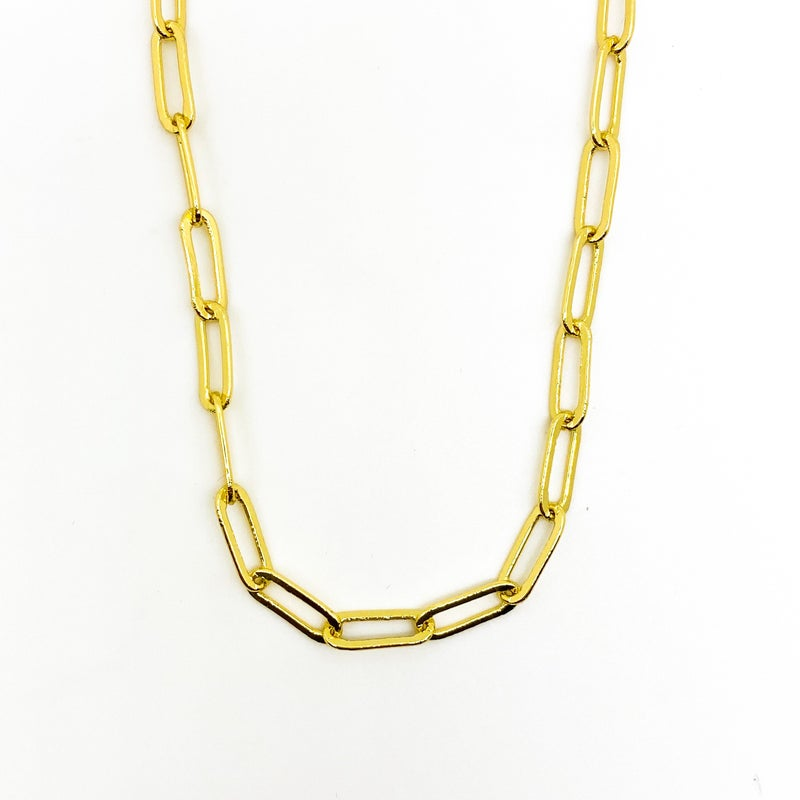 BB Lila Link To Link Necklace