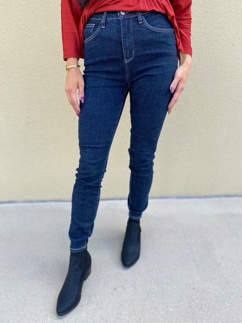 Judy Blue Top Notch Tummy Control High Waist Skinny Jeans