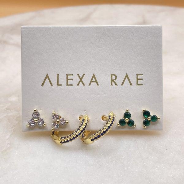 By Alexa Rae Dublin Earrings Set