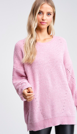 She's Perfection Knit Sweater - 2 Colors