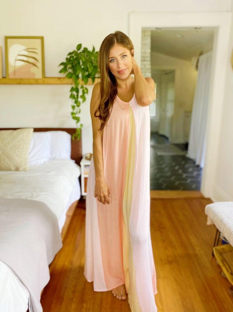 Call Me Beautiful Maxi Dress