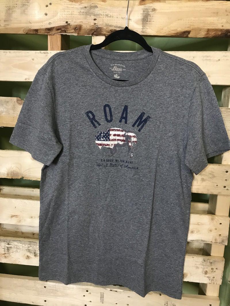 """Buffalo """"Roam"""" T-Shirt"""