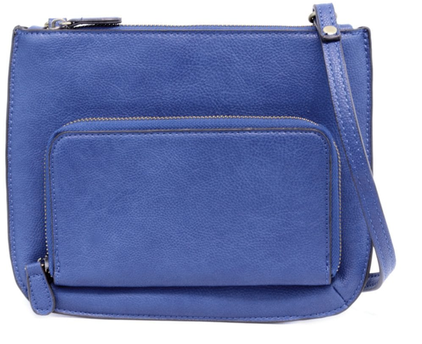 Joy Susan Crossbody with Outside Pocket