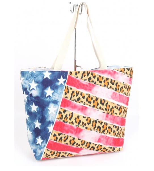 American Cheetah Bag