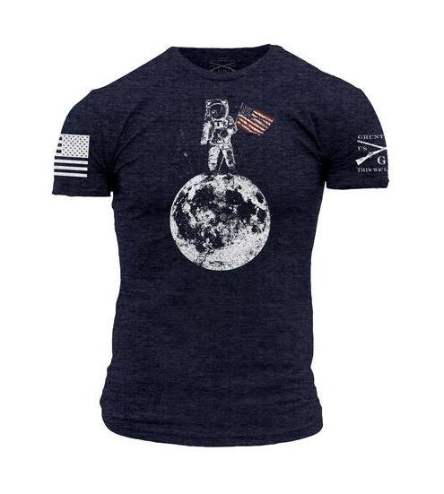 """Grunt Style """"Finders Keepers"""" Graphic Men's T"""