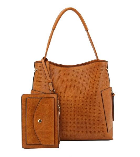 3-in-1 Dot Detailed Bag