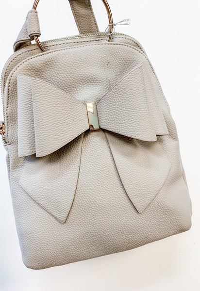 Small Bow Backpack