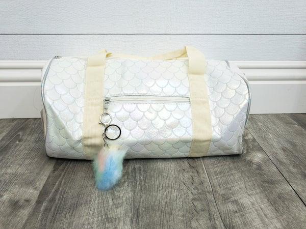 Shimmer Mermaid Tote Bag