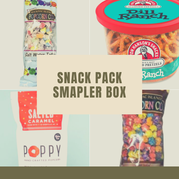 Snack Pack Sampler Box
