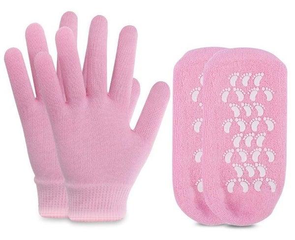Moisturizing Gel Socks and Gloves