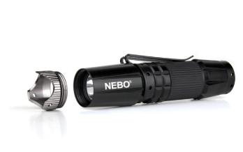 High-Intensity 90 Lumen Tactical Flashlight