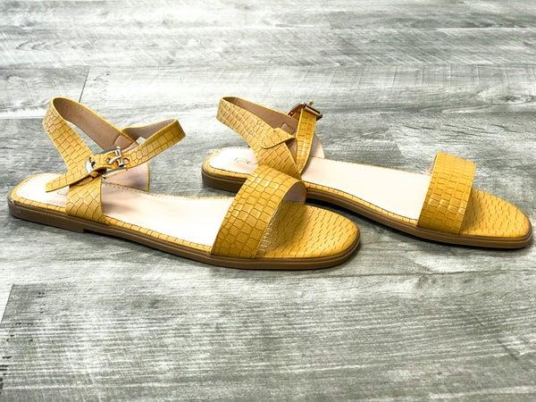 Beachie Crocodile Sandal