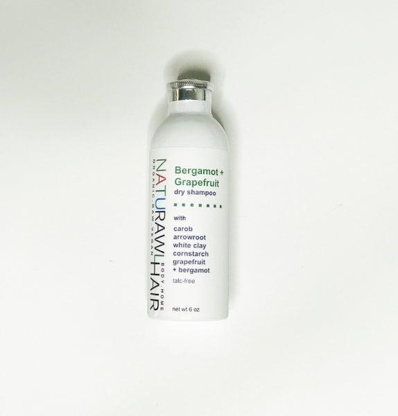 Natural Hair Dry Shampoo
