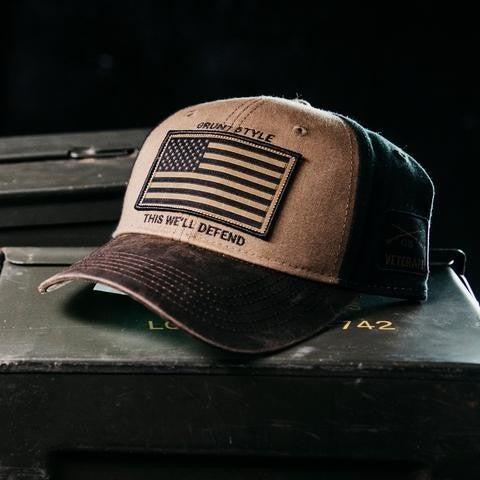 Grunt Style Veteran Hat