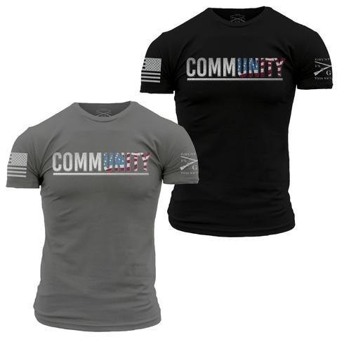 "Grunt Style ""Community"" Tee"