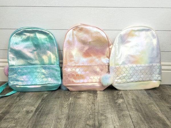 Shimmer Mermaid Backpack