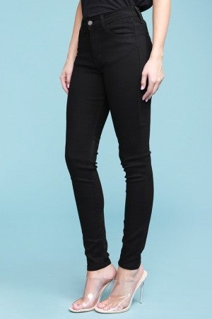 Judy Blue Black High Waist Skinny Jeans