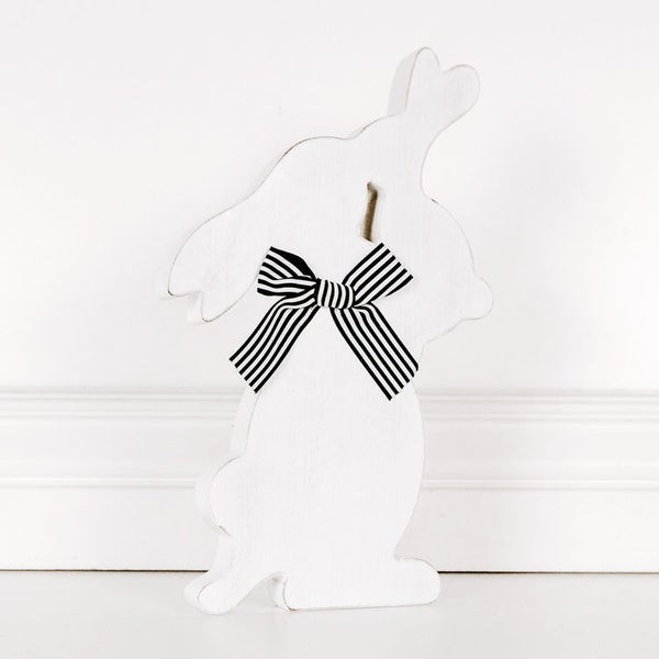 Rabbit And Bunny Cutout