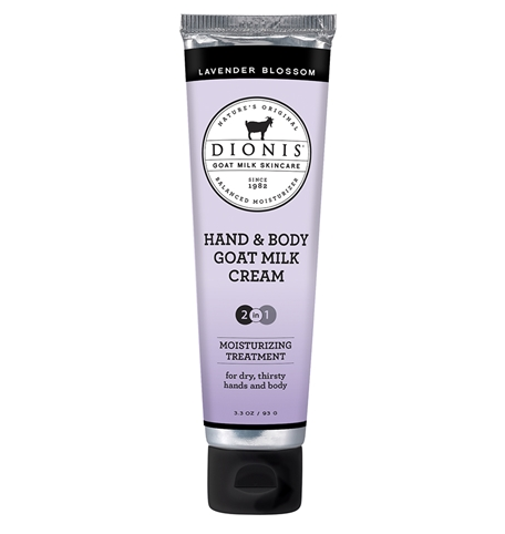 Dionis Goat Milk Hand And Body Cream