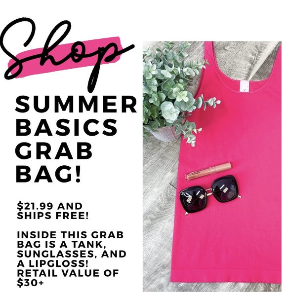 Summer Basics Grab Bag!