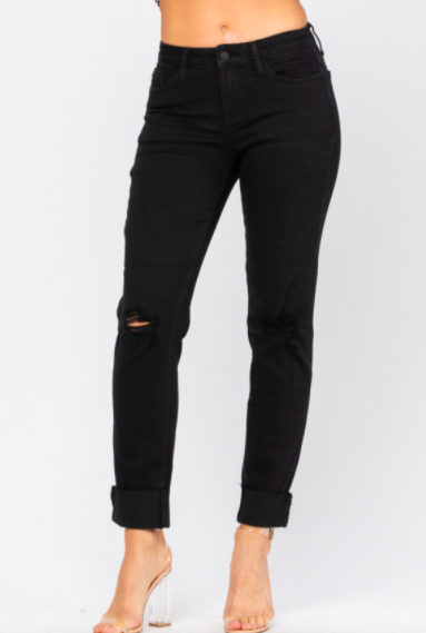 Absolutely Moody Judy Blue Slim-Fit Jeans