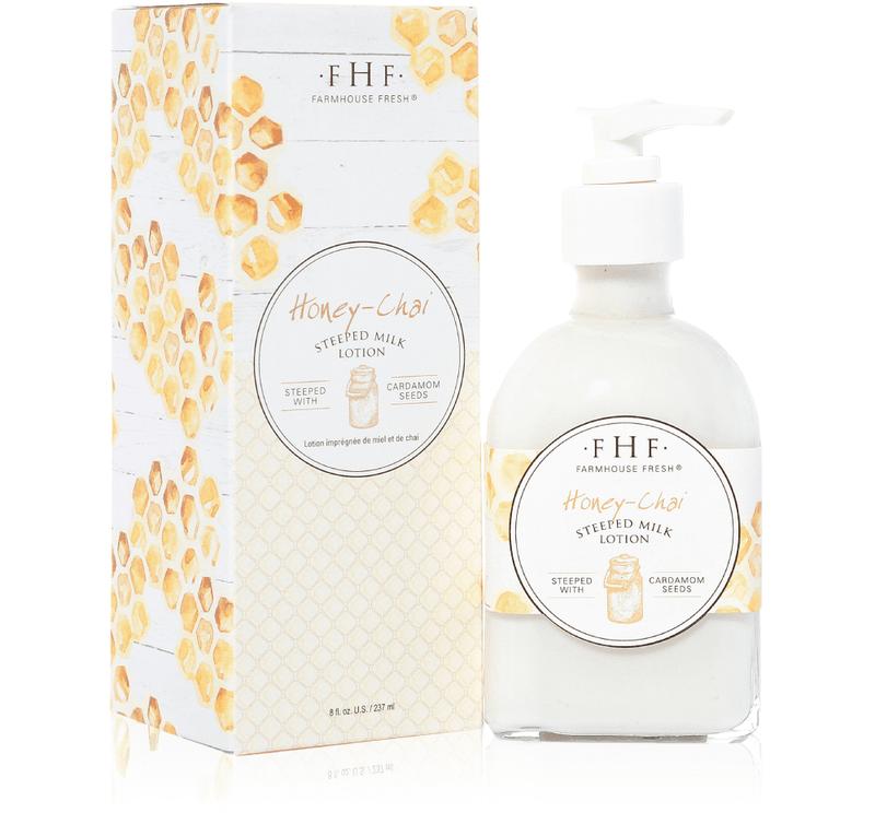 Honey-Chai Steeped Milk Lotion®